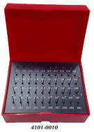 Precise Precision Steel Pin Gage Sets