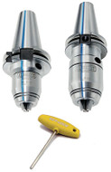 Albrecht Key-Lock CNC Drill Chuck - 75406