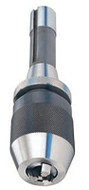 Albrecht Classic-Plus Drill Chuck w/Integral Shank/Diamond-Coated Jaws - 73150