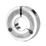 "AGD Style Thread Ring Gages, Class 2A ""Go"" Ring"