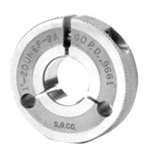 "AGD Style Thread Ring Gages, Class 3A ""Go"" Ring"