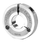 "AGD Style Thread Ring Gages, Class 2A ""No-Go"" Ring"