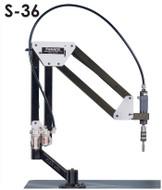 "FlexArm Pneumatic Tapping Arm Series S-36, 14-51"" Range, 600 RPM - S36-FX900120"