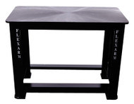 FlexArm Blanchard Ground Steel Top Tables