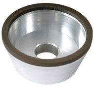 """Precise D11A2 Flaring Cup 4"""" CBN Wheel - 2405-4251"""