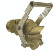 "Wesco Heavy Duty 2"" Brass Gate Valve - 272034"