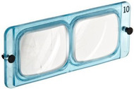 Donegan Optivisor No. 10 Extra Lens Plate - LP-10