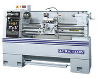 Acra SVS Precision AC Vari-Speed Engine Lathe - 1440SVS
