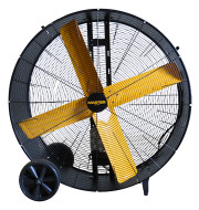 "Master 36"" High Capacity Belt-Drive Barrel Fan - MAC-36-BDF"