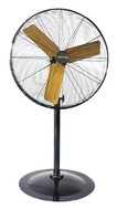 "Master 30"" High Velocity Pedestal Fan - MAC-30P-DDF"