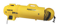 "Master 8"" Confined Space Ventilator - MB-P0813-DC25"