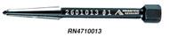 Rennsteig Dual Edged Screw Extractor #1 - RN4710013