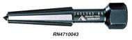 Rennsteig Dual Edged Screw Extractor #4 - RN4710043