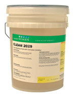 Clean 2029 Parts Washing Fluid with Corrosion Inhibitor, 5 Gallon - 81-006-176