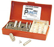 "Precision Brand ""Metric 10"" TruPunch Punch & Die Set"
