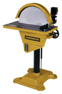 Powermatic DS20 Disc Sander, 3HP 3PH 230/460V - 1791264