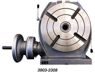 """Precise 8"""" Table Low Profile Horizontal & Vertical Precision Rotary Table - 3903-2308"""