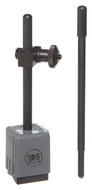 Brown & Sharpe 599-7762 Miti-Mite Magnetic Base Indicator Holder, Fixed Upright Post - 20-576-5