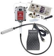 Foredom SR Motor General Application & Industrial Kit - K.2272