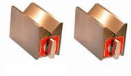 "Suburban Tool Magnetic Toolmakers Chuck 5-7/16"" (Pair) - MTC-VB-M"