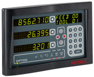 "Newall Digital Readout 10"" x 40"" DP700 for Acra Precision Lathes - ACR-009"