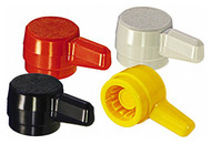 Press Fit Thumb Screw Knobs, L Head