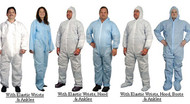 Pro-Safe SMS Protective Clothing