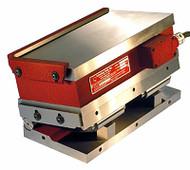 "Suburban 6""L x 18""W x 6-5/8""H Electromagnetic Longitudinal Pole Sine Plate - ESP-618-L-S2"