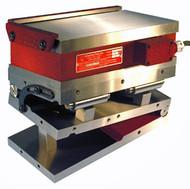 """Suburban 12""""L x 6""""W x 7-11/16""""H Electromagnetic Compound Longitudinal Pole Sine Plate - ESPC-612-L-S2"""