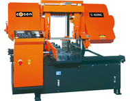 "Cosen Automatic Saw with Shuttle Vise 16.5"" Capacity Round - C-420NC"