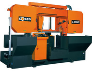 "Cosen Automatic Saw with Shuttle Vise 24.4"" Capacity Round - C-620NC"