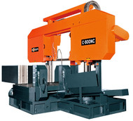 "Cosen Automatic Saw with Shuttle Vise 31.5"" Capacity Round - C-800NC"