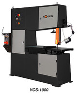 "Cosen Heavy-Duty Vertical Contour Band Saw 13"" Capacity Height - VCS-1000"