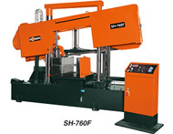 "Cosen Semi-Automatic Canted Frame Straight Cutting Saw 22"" Capacity Round - SH-706F"