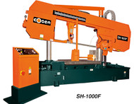 "Cosen Semi-Automatic Canted Frame Straight Cutting Saw 26"" Capacity - SH-1000F"