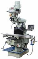 "Baileigh Vertical Mill Machine, 9"" x 49"" - VM-949E-VS"