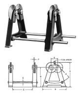 "Sopko Wheel  Balancing Stand 12-7/16"" - 01218"