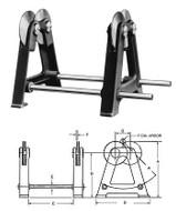 "Sopko Wheel  Balancing Stand 51-7/8"" - 01934"