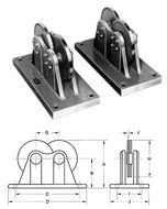 "Sopko Wheel  Balancing Stand 6-11/16"" - 01308"