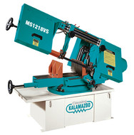 "Clausing 12""/305mm Wet Cutting Semi-Automatic Miter Bandsaw"