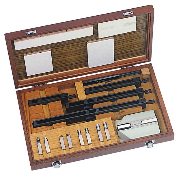 Mitutoyo Rectangular Gage Block Accessories Set - 516-602 - Penn