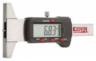 "SPI Electronic Depth Gage, 0-1.2""/0-30mm - 11-200-3"