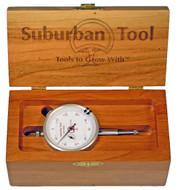"Suburban Dial Indicator 0-0.25"" Range - SMI-WC-DI-0010"