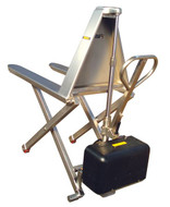 Wesco Stainless Steel Electric High Lift SSTHL27E - 272860