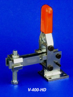 Knu-Vise Heavy Duty Vertical Hold Down Clamp 3 75