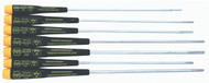 Wiha Extra Long ESD Safe Slotted/Phillips Precision Driver 7 Pc. Set - 27393