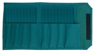 Wiha Green Canvas Pouch for Sets - 91118