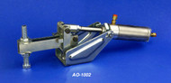 Knu-Vise Air Operated Pneumatic Hold Down Clamps