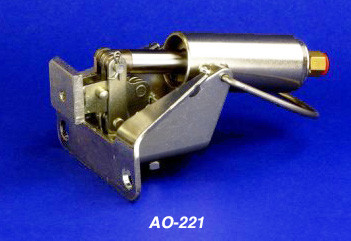 Knu-Vise Air Operated Hold Down Clamp 0 81