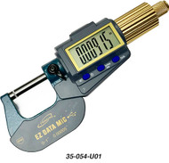 iGaging X-Large Display Electronic Bluetooth Capable Micrometer & Sets